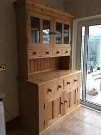 Pinetum Solid Pine Large Dresser