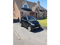 2009 SMART FOR TWO CONVERTIBLE