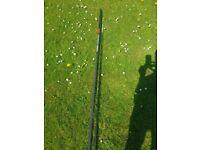 Sea fishing rod Sonik sks black shore rod 14ft multiplier and fixed spool ,