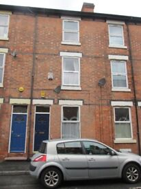 To Let: Four bedroom house in NG7 5LY.