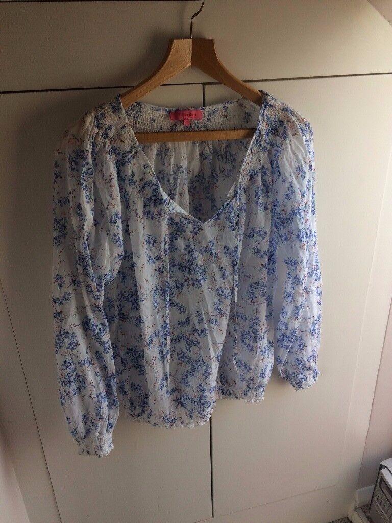 Van den Bergh Collection blouse / size 8 / worn once