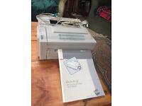 HP laserjet 4L printer