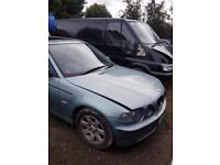 2005 BMW 318i COMPACT BREAKING FOR PARTS