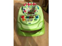 Chicco baby musical walker
