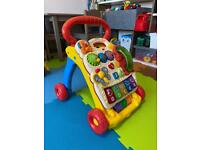 Vtech First Steps Baby Walker - just reduced further