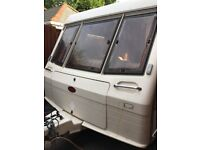 5 BERTH TWIN AXLE BESSACARR CAMEO 550 GLD EXCELLENT CONDITION!!!!