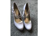 New Look lilac heels