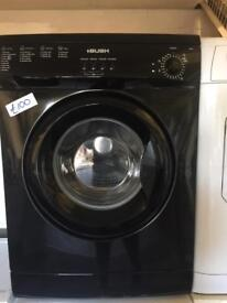 GREAT CONDITION BLACK WASHING MACHINE - PLANET 🌎 APPLIANCE