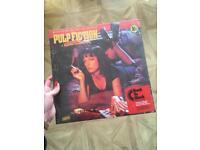 Pulp Fiction record / vinyl