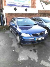 Vauxhall Astra 1,6