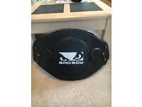 Bad Boy Pro Series Muay Thai/MMA Belly Pad