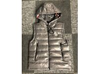 Moncler Body Warmer Grey (All sizes&colours)