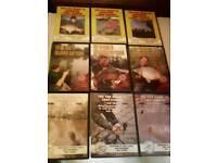 Fox carp fishing dvds