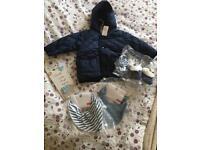 Brand New- Baby Boy Items
