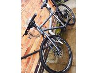 CARRERA SUBWAY 2 HYBRID MOUNTAIN BIKE !!!