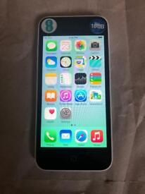 Apple iPhone 5c refurbished white