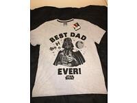 Star Wars best dad shirt