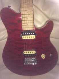 OLP Ernie Ball electric guitar