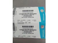 Summer Sessions Catfish and the Bottle men 2 tickets