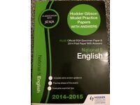 Hodder Gibson Model Papers National5 English