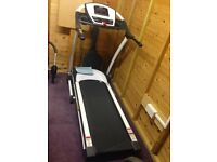 REEBOK Z008 TREADMILL in superb condition