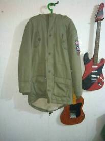 Lambretta coat xl