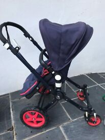 Bugaboo Chameleon 3 - limited edition with many accessories