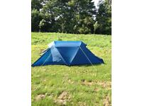 MacPac Nautilus two person tent