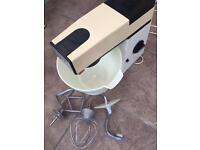 Vintage Kenwood Chef with attachments