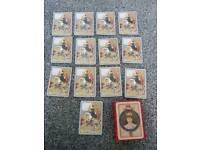 1902 Coronation cards