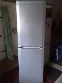 Choice of 2 Beko fridge freezers, White £50, Silver £100