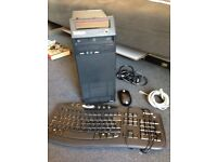 Lenovo Think Centre Desktop PC 2GB RAM Black Including Leads Collection King's Road, Chelsea London