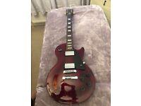 03 Gibson Les Paul Studio Guitar & Brand New Marshall Amp