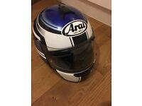 Arai ECE22-05 motorcycle helmet