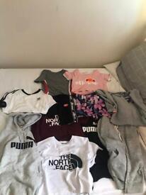 women's clothes bundle size 6-10