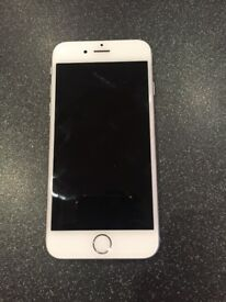 iPhone 6 White - needs new battery