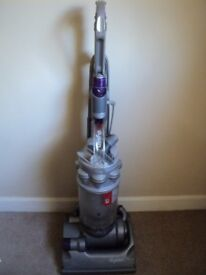 Dyson DC14 Vacuum Cleaner / Purple and Grey
