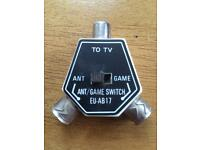 TV game splitter