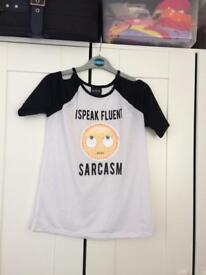 Girls Emoji T-shirt