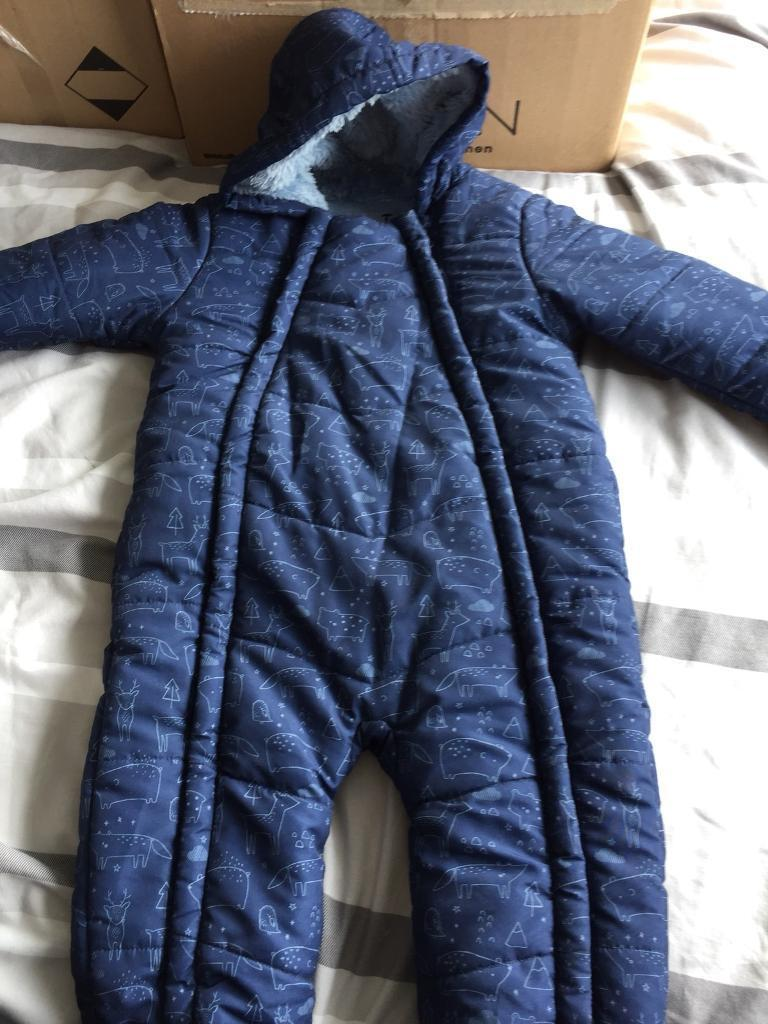 c1d26732564a 12-18 month snowsuit all in one
