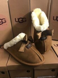 Ugg slippers and boots
