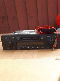 Audi tt chorus stereo