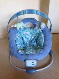 Bright Start Comfort and Harmony Bouncer