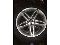 Wheels like new Ford Focus titanium