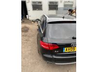 Audi A4 2009 2 Litre diesel S line for breaking/spares