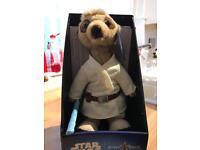 Limited Edition Luke Skywalker Meerkat