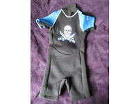 The Wetsuit Factory baby/toddler wetsuit, great condition