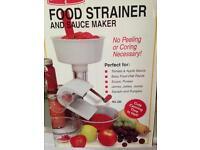 Food Strainer & Sauce Maker (Lakeland)