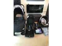 Graco Pram, Car Seat, Isofix Base