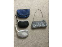 Selection of bags £10 ono
